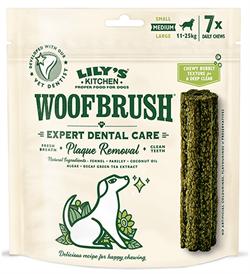 Lilys Kitchen Medium Woofbrush Dental Chew 7pcs