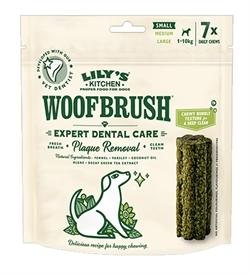 Lilys Kitchen Small Woofbrush Dental Chew 7pcs