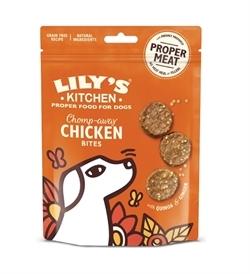 Lilys Kitchen Chomp-Away Chicken Bites 70g