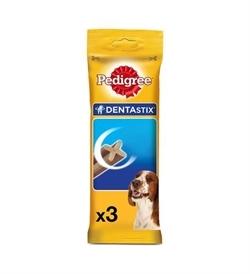 Pedigree Dentastix Small Breed Dog 3pcs
