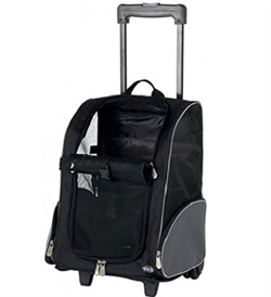 Trixie Black/Grey Pet Trolley 8kg