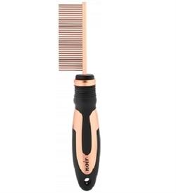 Ebi Noir Detangling Comb Fine 1pc