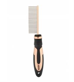 Ebi Noir Detangling Comb Medium 22x5cm