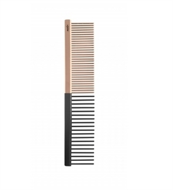 Ebi Noir Metal Comb Light Up 15.7x3cm