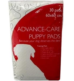 Thunder Paws Advance-Care Puppy Pads 30pads