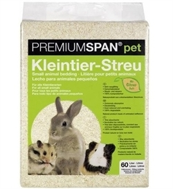 Premiumspan Bedding Lemon Scent 60L