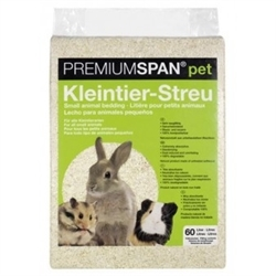 Premiumspan Bedding Natural 60L