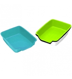 Ebi Cage Toilette Step In With Entrance Assorted Colors 1pc