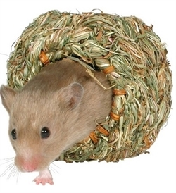 Trixie Grass Nest For Hamsters 10cm