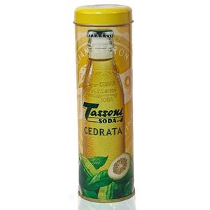 Tassoni Cedrata soda 180ml
