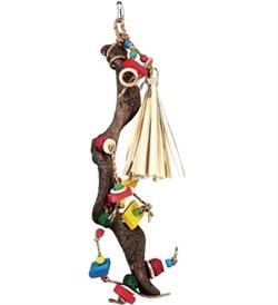 Trixie Natural Bird Toy Branch 56 cm