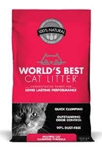 Worlds Best Cat Litter Multiple Cat 12.7kg