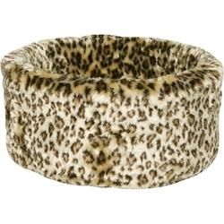 Danish Design Cat Cosy Leopard Bed 51 cm