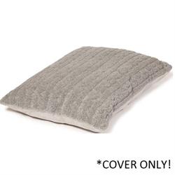 Danish Design Bobble Pewter Deep Duvet Cover 87x138cm