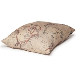 Danish Design Deep Duvets Vintage Maps 138x87cm