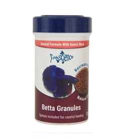 Fish Science Betta Granules 35g