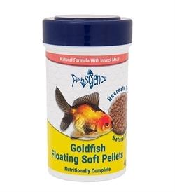 Fish Science Goldfish Floating Soft Pellets 45g