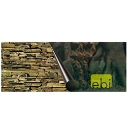 Ebi Background Poster Tree & Rock 60x30cm