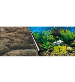Ebi Background Poster Sea & Rock 60x30cm