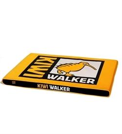 Kiwi Walker Pet Bed Orange/Black Medium 65×45×6cm