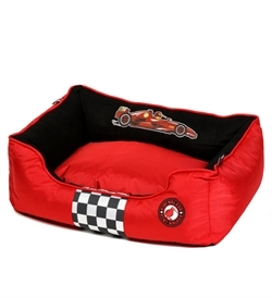 Kiwi Walker Racing Formula Border Bed Medium 65×45×6cm