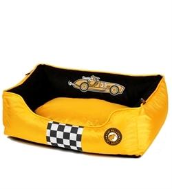 Kiwi Walker Racing Cigar Border Bed Medium 65×45×6cm