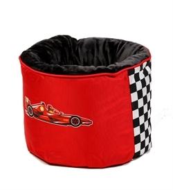Kiwi Walker Racing Formula Nest Bed Red 45×45×35cm