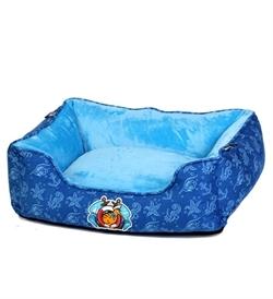 Kiwi Walker Sailor Border Bed Extra Large 95×65×26cm