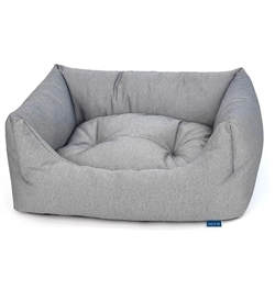 Project Blu Adriatic Domino Bed Grey Large 85cmx70cmx20cm