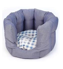 Project Blu Bengal Regular Cat Bed Blue 45×45×25cm