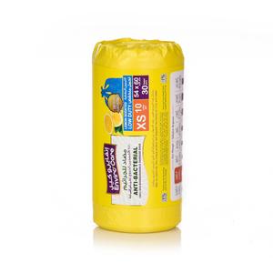 Enviro Care Anti Bacterial Lemon Scented Garbage Bag 54x60cm