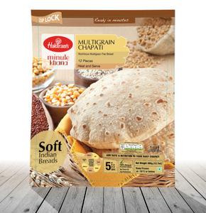 Haldirams Multigrain Chapati 360g