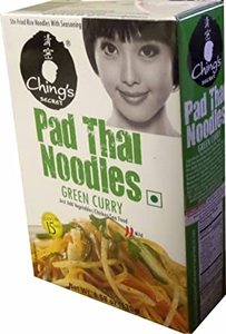 Chings Pad Thai Noodles Green Curry 130g