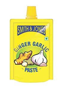 Smith And Jones Ginger & Garlic Paste 200g