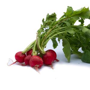 Organic Red Radish 250g