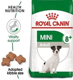 Royal Canin Mini Adult +8 2kg