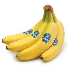 Banana chiquita Philippines 500g