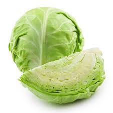 Cabbage White Round Organic 500g