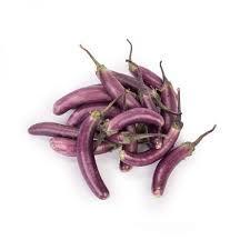 Eggplant Organic 500g