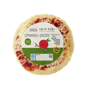 Cheesy Pizza 95g