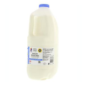 British Whole Milk 4 Pints 2.3L
