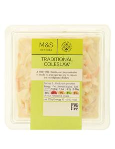 Traditional Coleslaw 255g