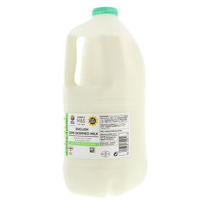British Semi Skimmed  Milk 4 Pints 2.3L