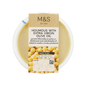 Houmous With Extra Virgin Olive Oil 300g