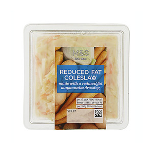 Reduced Fat Coleslaw 225g