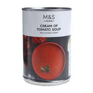 Cream Of Tomato Soup 400g