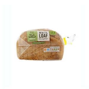 Made Without Wheat Gluten Free White Loaf 400g