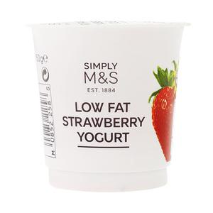 Low Fat Strawberry Yogurt 150g