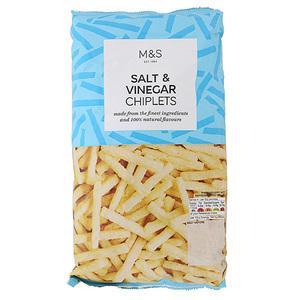 Salt & Vinegar Chiplets 100g