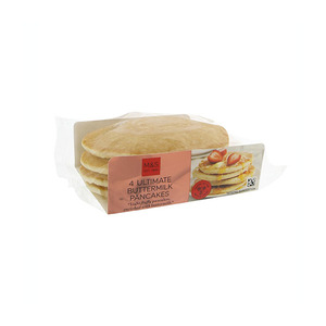 4 Ultimate Buttermilk Pancakes 280g